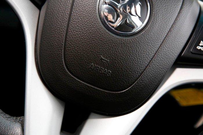 2011 Holden Cruze SRi JH Series II MY12 Silver