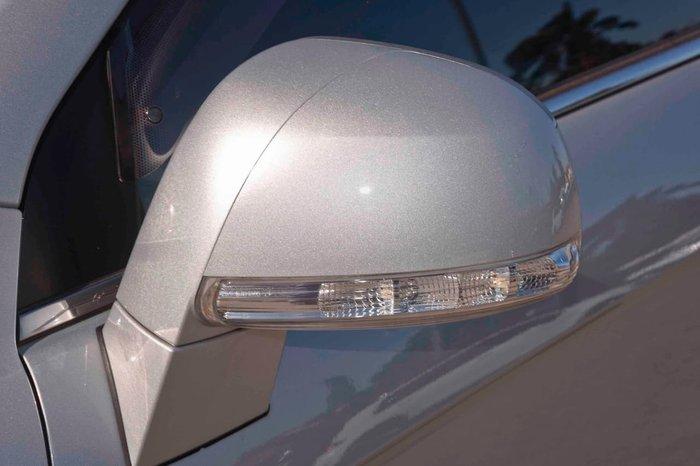 2015 Holden Captiva 7 LTZ CG MY15 4X4 On Demand Silver