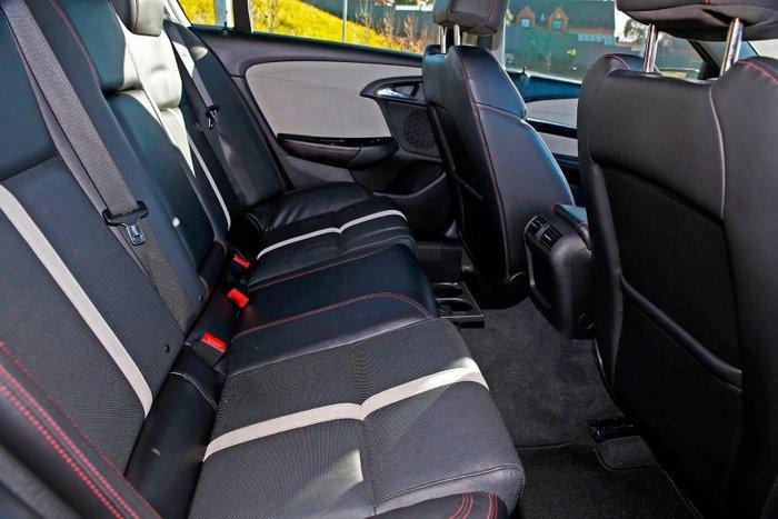 2014 Holden Commodore SS V Redline VF MY14 Black