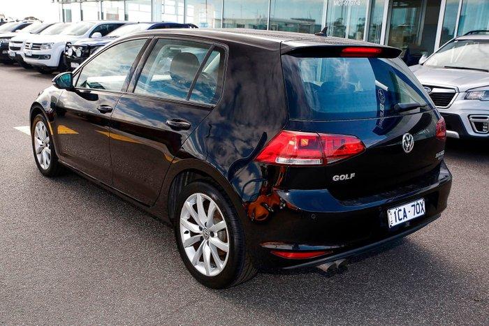 2014 Volkswagen Golf 110TDI Highline 7 MY14 Black