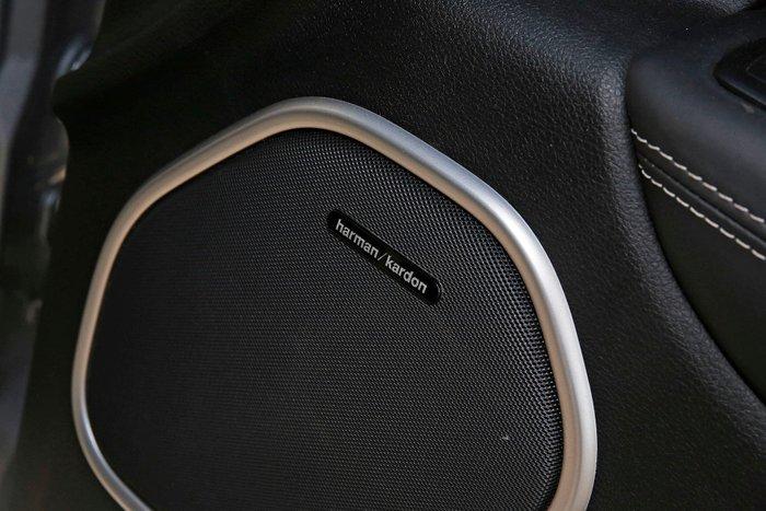 2015 Jeep Grand Cherokee SRT WK MY15 4X4 On Demand Silver
