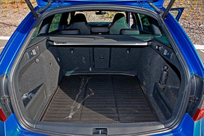 2018 SKODA Octavia RS 169TSI NE MY18.5 Blue