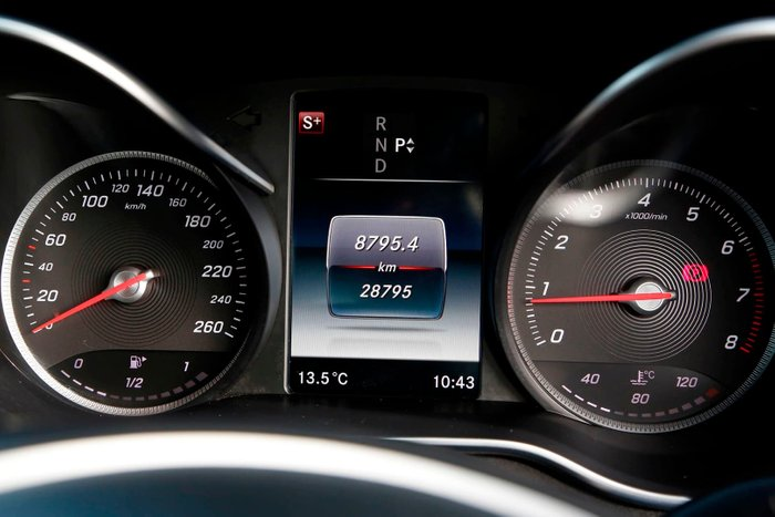 2015 Mercedes-Benz C200 W205 White