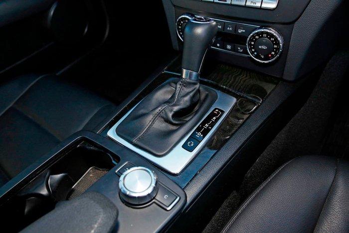 2013 Mercedes-Benz C250 CDI Elegance W204 MY13 White