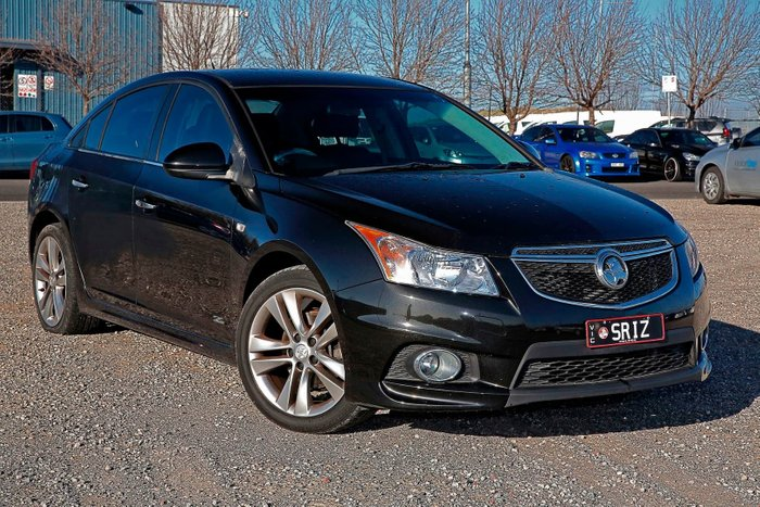 2014 Holden Cruze SRi Z Series JH Series II MY14 Black