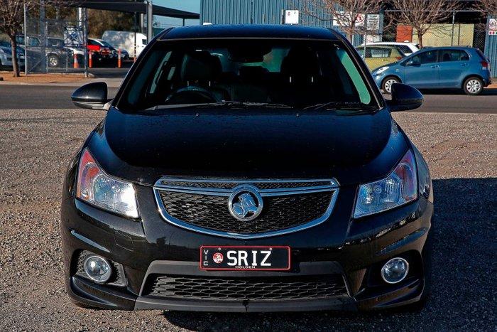 2014 Holden Cruze SRi Z Series JH Series II MY14 Black