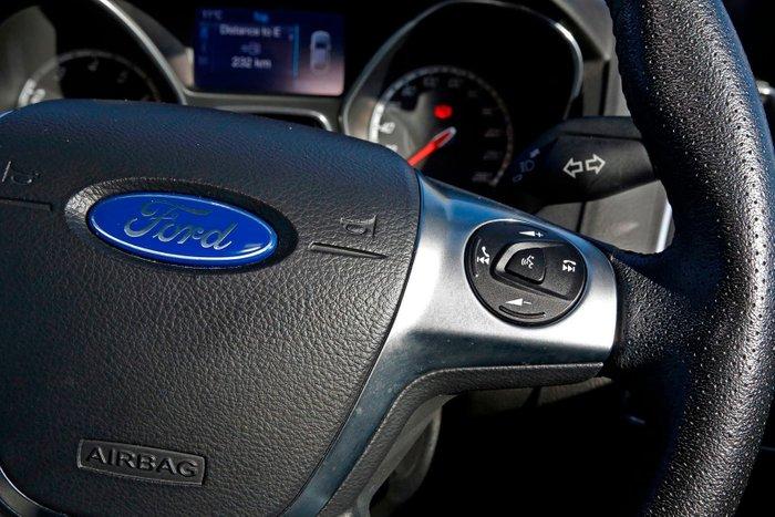 2013 Ford Focus ST LW MKII Orange