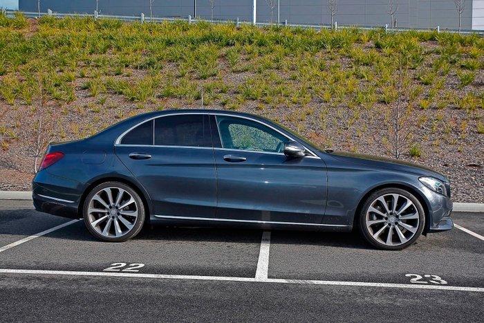 2015 Mercedes-Benz C300 BlueTEC Hybrid W205 null