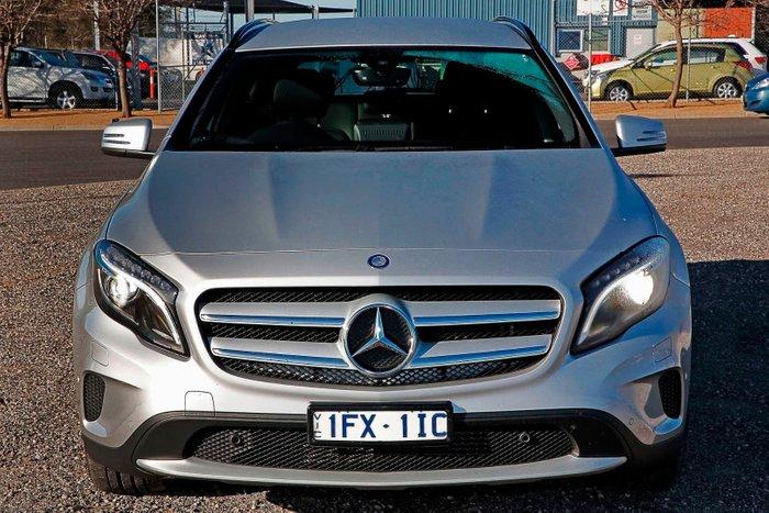 2016 Mercedes-Benz GLA-Class GLA180 X156 Silver
