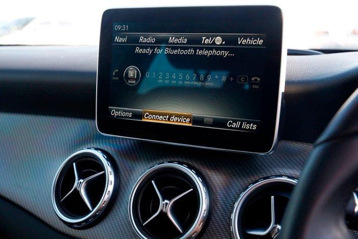 2016 Mercedes-Benz GLA180 X156 Silver