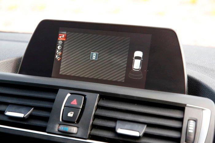 2016 BMW 120i Sport Line F20 LCI Red
