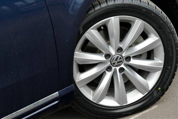 2014 Volkswagen Passat 118TSI Type 3C MY14.5 Blue
