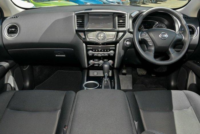 2018 Nissan Pathfinder ST R52 Series II MY17 4X4 On Demand IVORY PEARL