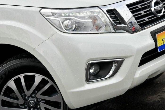 2018 Nissan Navara ST-X D23 Series 3 BRILLIANT SILVER