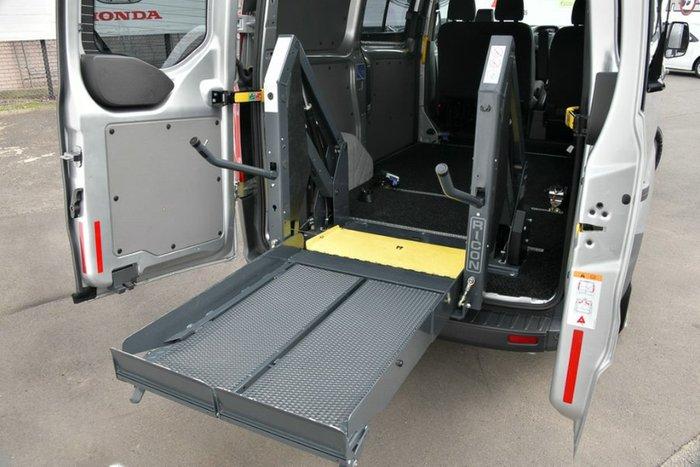 2014 Ford Transit Custom 290S VN SILVER