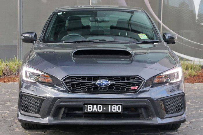 2018 Subaru WRX STI Premium V1 MY19 Four Wheel Drive Grey