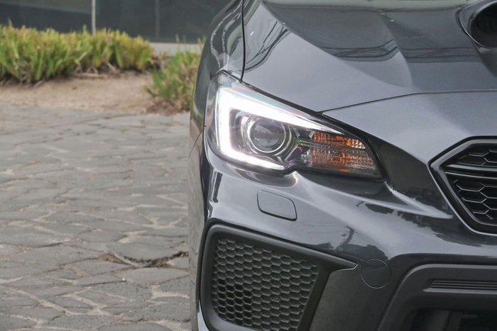 2018 Subaru WRX STI Premium V1 MY19 Four Wheel Drive Grey