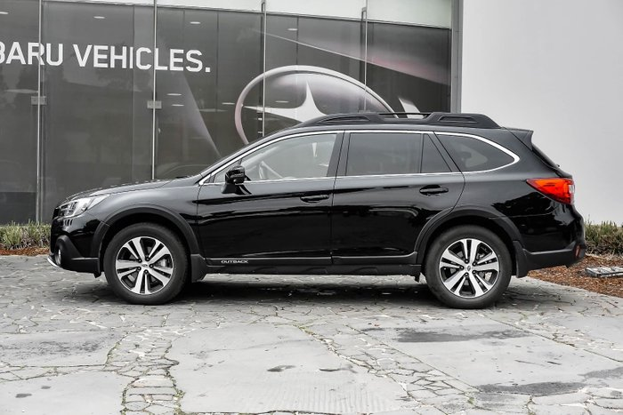 2018 Subaru Outback 2.5i Premium 5GEN MY18 Four Wheel Drive Black