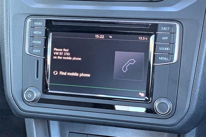 2019 Volkswagen Caddy TSI220 2KN MY19 Silver