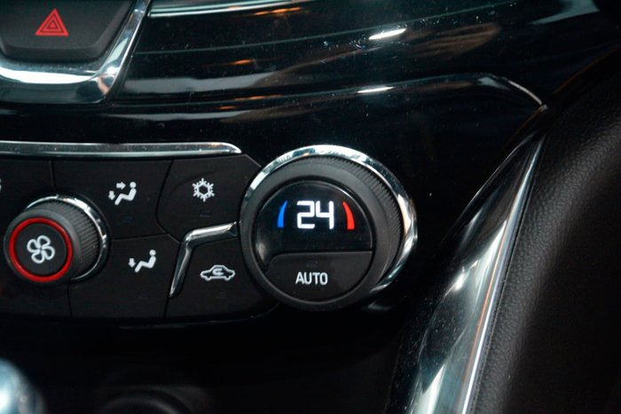 2017 Holden Commodore SS V Redline VF Series II MY17 Black