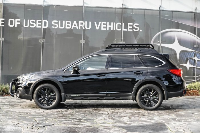 2019 Subaru Outback 2.5i-X 5GEN MY19 Four Wheel Drive Black