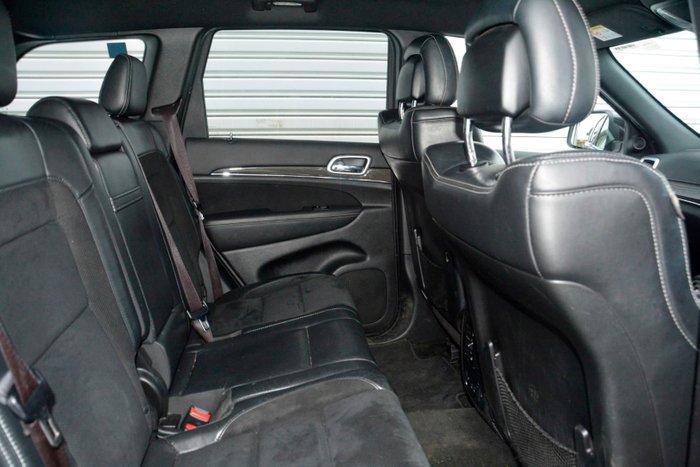 2014 Jeep Grand Cherokee SRT WK MY14 4X4 On Demand Black