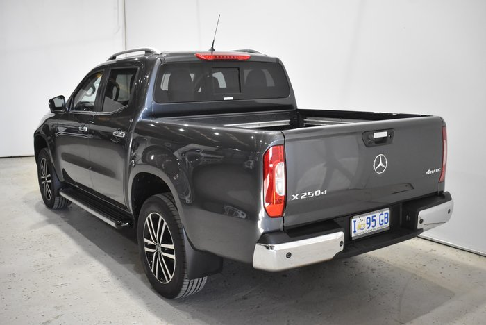 2019 Mercedes-Benz X-Class X250d Power 470 4X4 Dual Range Grey