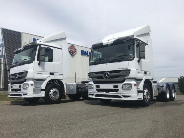 2014 Mercedes Benz 2644 Actros Four available