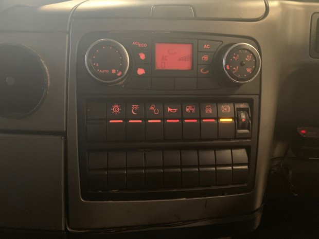 2010 MAN 26.540 TGX XXL CAB