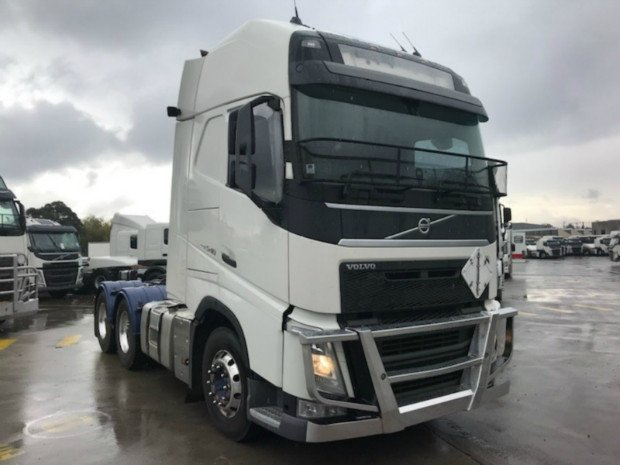 2014 Volvo FH540 full RWC compelted June 2019