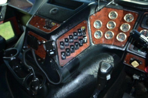 2012 Kenworth K200 8 AVAILABLE, REBUILD HISTORY
