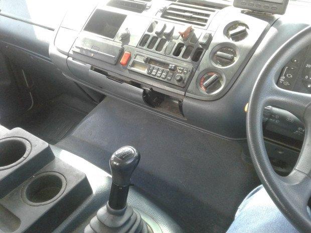 2004 Mercedes Benz 1528 Atego