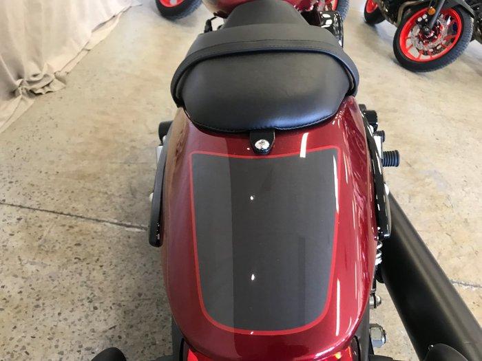 2017 HARLEY-DAVIDSON XG500 STREET 500 Red