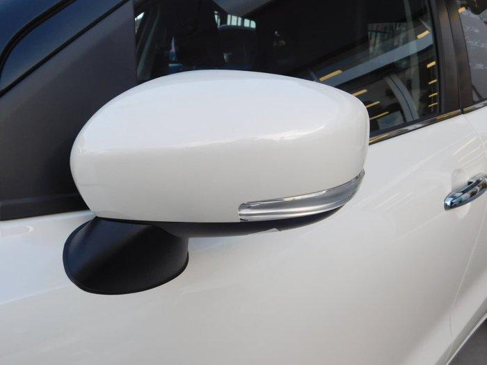 2019 Suzuki Baleno GLX EW White