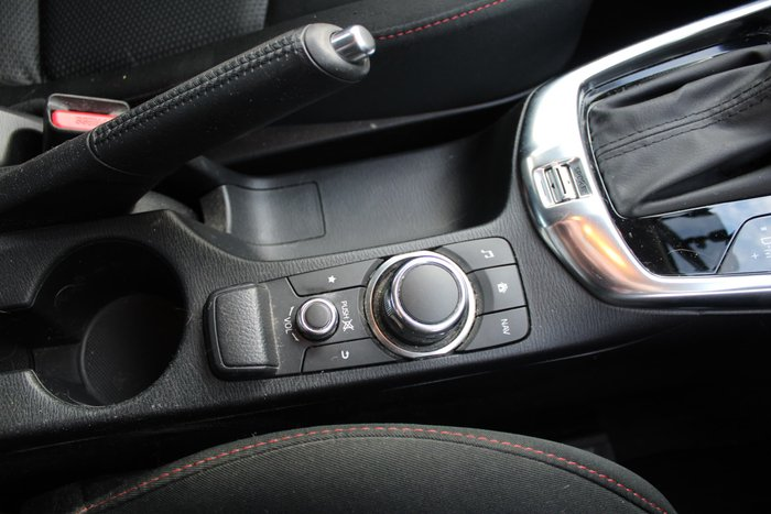 2015 Mazda 2 Genki DJ Series Silver