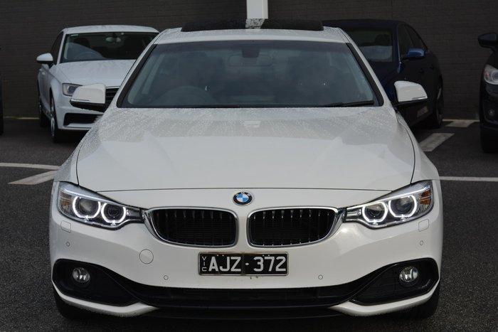 2015 BMW 428i Sport Line F32 White