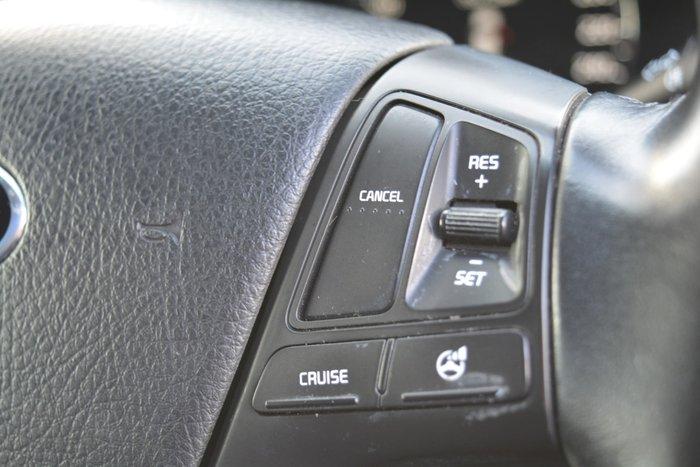 2013 Kia Sorento Platinum XM MY13 4X4 On Demand Black