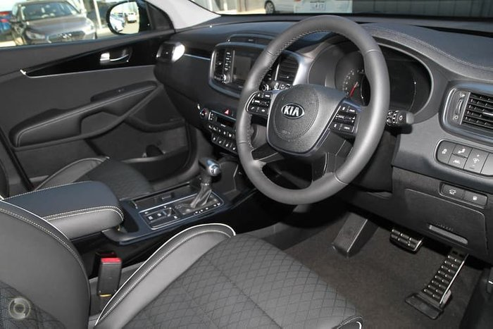 2019 Kia Sorento GT-Line UM MY19 Grey