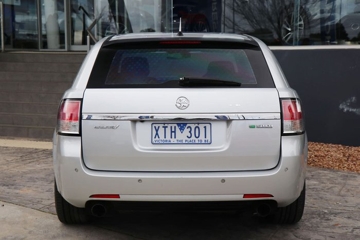 2010 Holden Calais V VE MY10 Silver