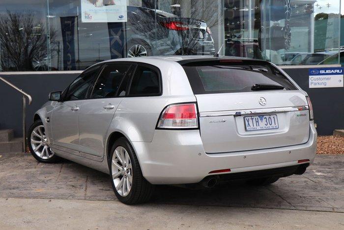2010 Holden Calais V VE MY10 Silver