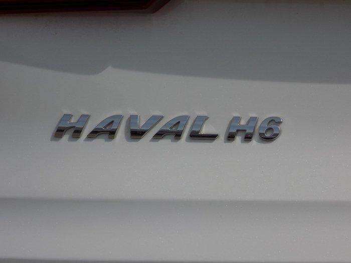 2019 Haval H6 Premium White