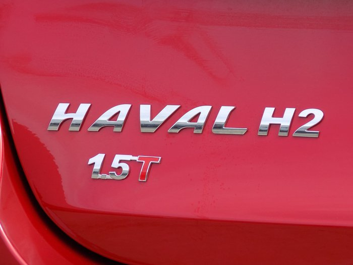 2019 Haval H2 LUX Red