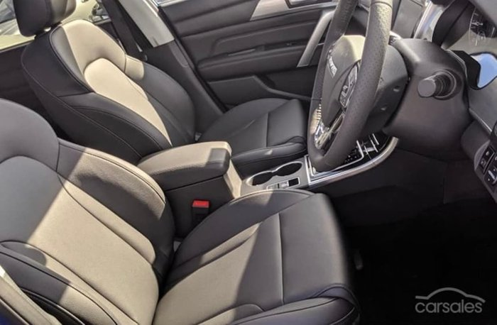 2019 Haval H2 LUX Silver
