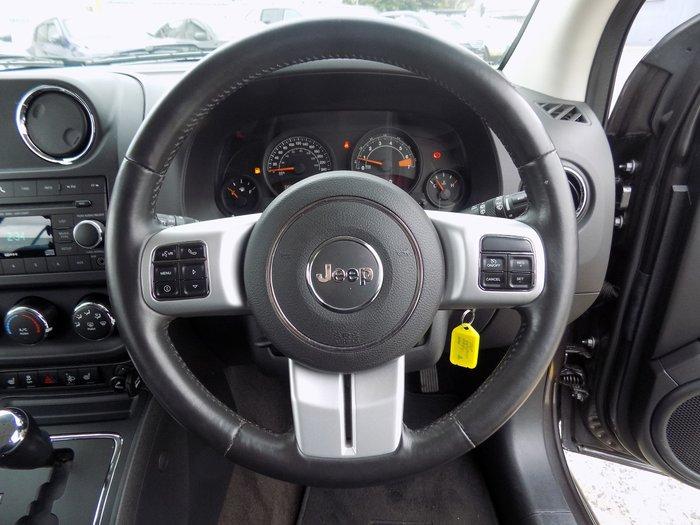 2016 Jeep Compass Sport MK MY16 Grey
