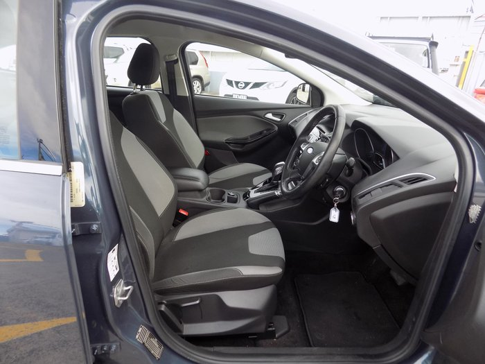 2013 Ford Focus Sport LW MKII Grey