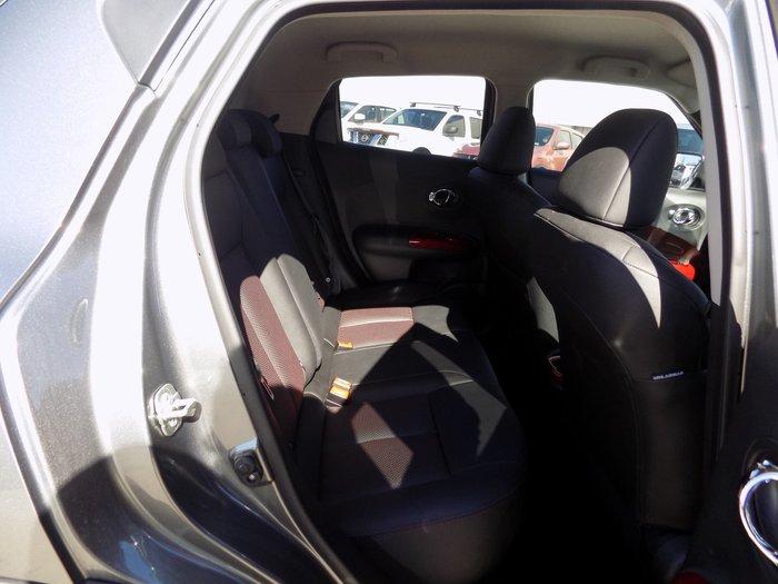 2018 Nissan JUKE Ti-S F15 Series 2 4X4 On Demand Grey
