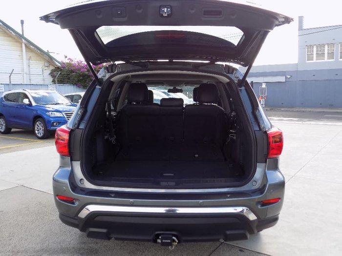 2017 Nissan Pathfinder Ti R52 Series II MY17 4X4 On Demand Grey