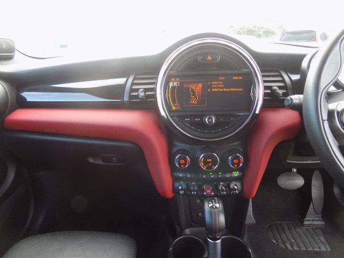 2016 MINI Convertible Cooper S F57 Red