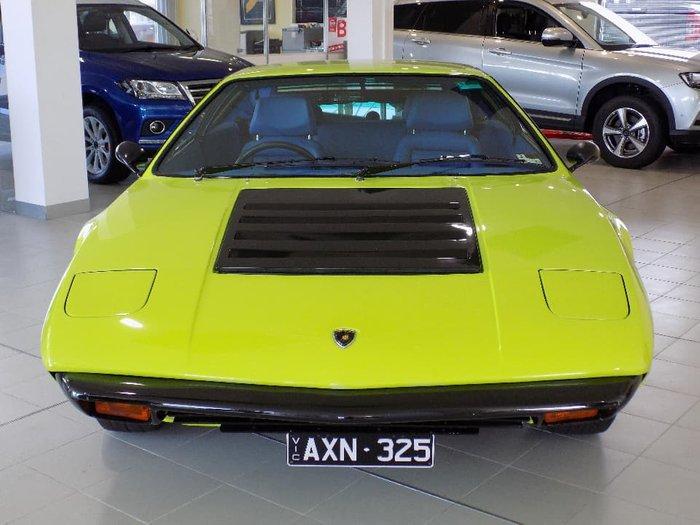 1974 Lamborghini Urraco null (No Series) Green