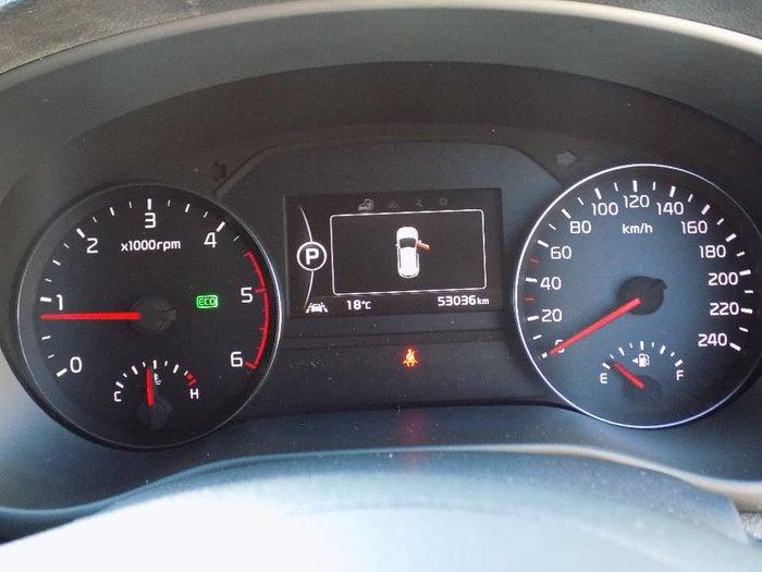 2017 Kia Sportage GT-Line QL MY17 4X4 On Demand Blue